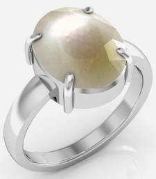 Moti 3.0 cts or 3.25 ratti Pearl Ring
