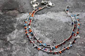 Colors of Happiness Anklets