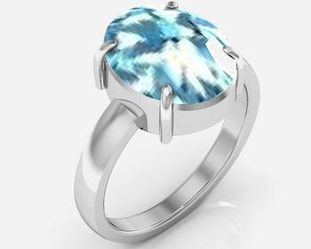 Aquamarine Ratti Aquamarine Ring