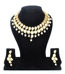The Uncut Kundan Jewelry Set