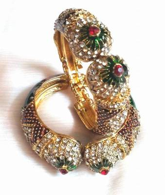 Beautiful designer set of 2 piece kada