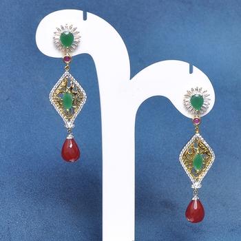 Beautiful AD Earrings