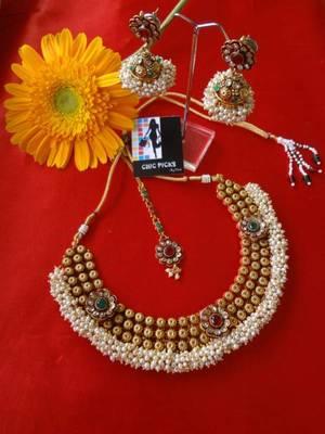 Royal Elegance Necklace Set