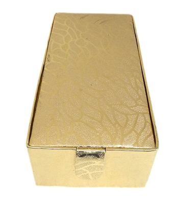 Golden Jewellery Box
