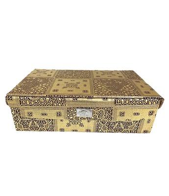 Ethnic Golden Bangle Box