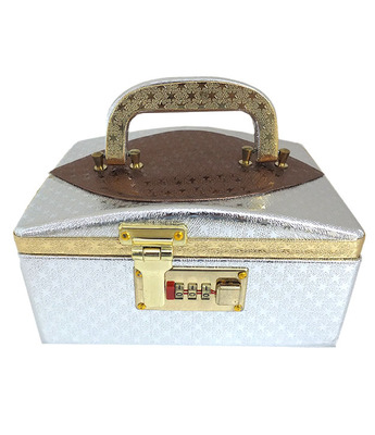 Beautiful Silver Jewellery Box