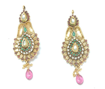 latest ramleela earings
