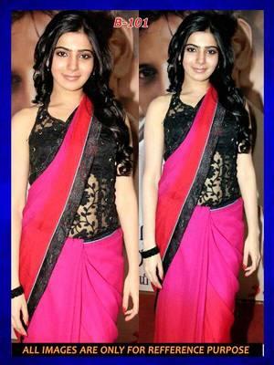 Bollywood Replica Avantika saree with designer blouse