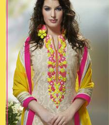 Buy Floral Festive Nirali 1522 semi-stitched-salwar-suit online