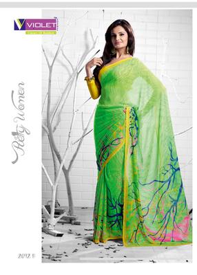 Fantastic Printed saree