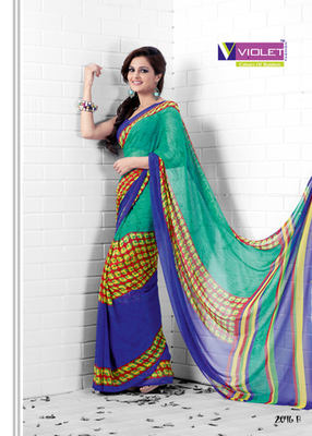 Irresistible Printed Saree