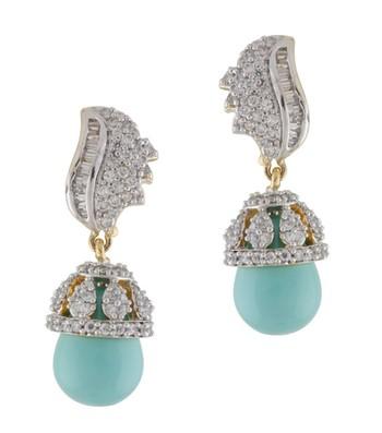 Princess Turquoise Earrings