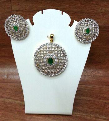 Craftstages Round Emerald AD Set