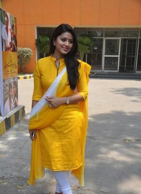 Buy New Yellow White Designer Zip Salwar Suit Online