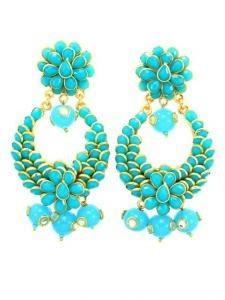 Designer pacchi earrings