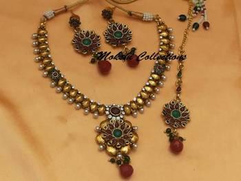 Beautiful Multi-Color Necklace