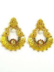 Ram Leela earrings