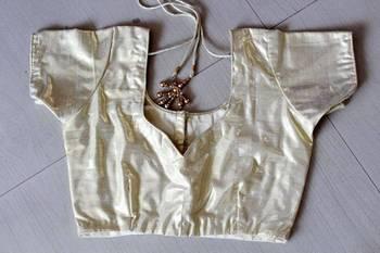 Light Gold Blouse