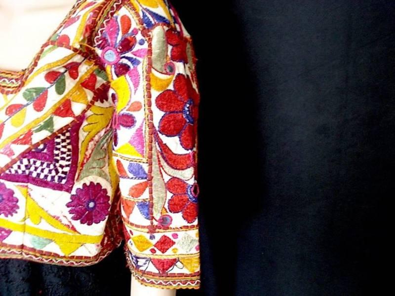Buy Kutch Work Blouses Online