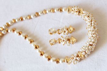 Pearl Chokar necklace