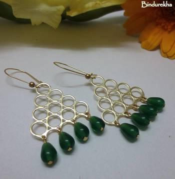 Nakshi_TRI_Green4Drop_Earrings
