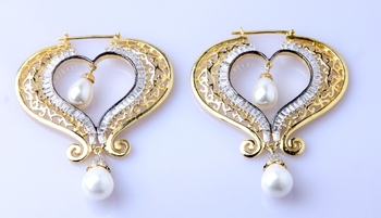 ETHNIC ELEGANCE EARRINGS