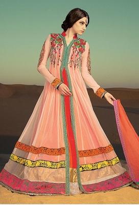 Designer Aanarkali Suit