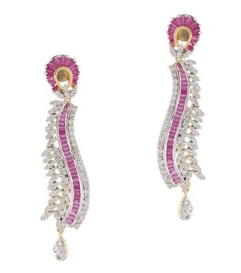 Pure Pleasant Purple Earrings