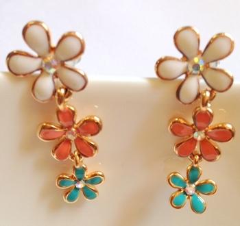 Long Fashion earrings-ME035