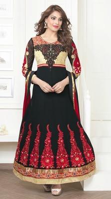 Designer Fashionable Long Aanarkali Suit