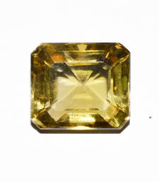 5.01 ct Yellow Topaz
