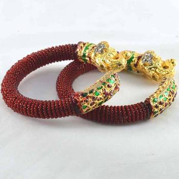 Preety stretchable bangles