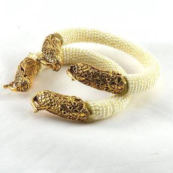 Stunning stretchable bangles