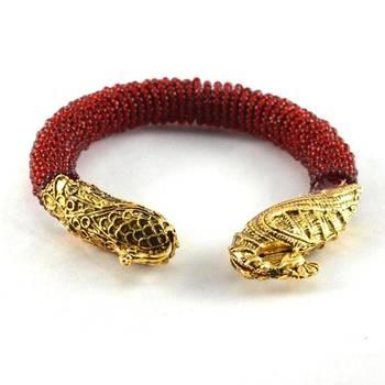 Wonderfull stretchable moti bangles