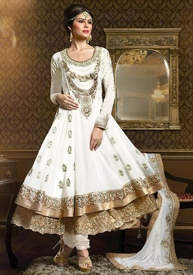 Awesome Designer Aanarkali Suit