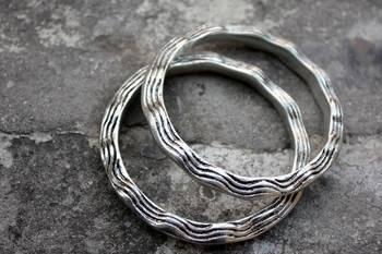 German Silver Bangles