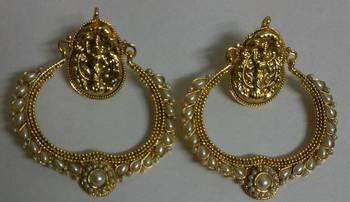 Designer Ram Leela Earings