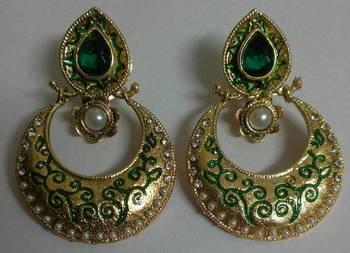Meena Designer Fancy Earings