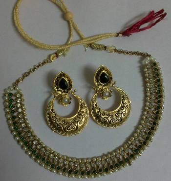 Designer Ethnic Necklace set