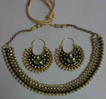 Designer Ethnic Necklace set