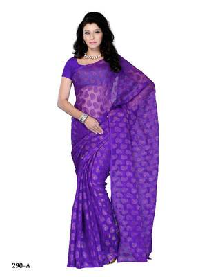 Infatuating Party/Festival Wear Saree by DIVA FASHION- Surat