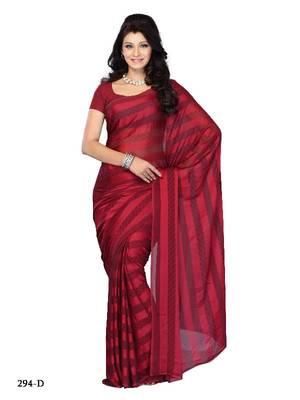 Gleaming party wear fancy designer saree