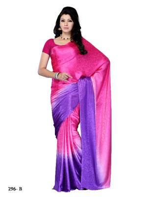 Beatific Party/Festival Wear Saree by DIVA FASHION-Surat