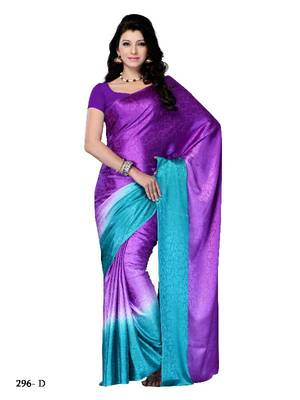 Beatific Party/Festival Wear Saree by DIVA FASHION-Surat