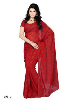 Ravishing Party/Festival Wear Saree by DIVA FASHION-Surat