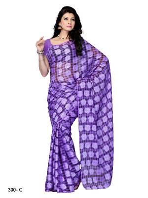 Witchery party wear fancy saree
