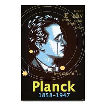 Max Planck Poster