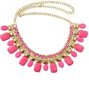 DIOVANNI Aashiqui Main Tum Hi Ho  Gemstone Necklace