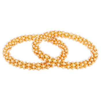 Bangles for women traditional bangle sets pearl kundan bridal