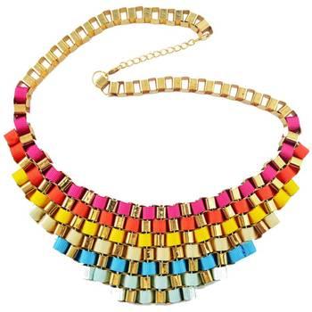 DIOVANNI Love Status Crazy Chic Haute Couture Necklace